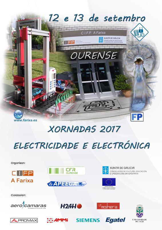 Xornadas Electricidade e Electrónica - Ourense 2017