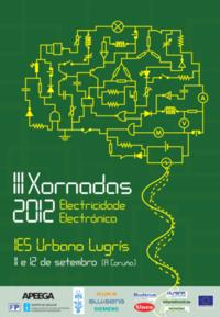 Xornadas 2012 en Coruña