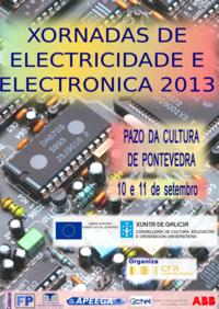 Xornadas 2013 en Pontevedra