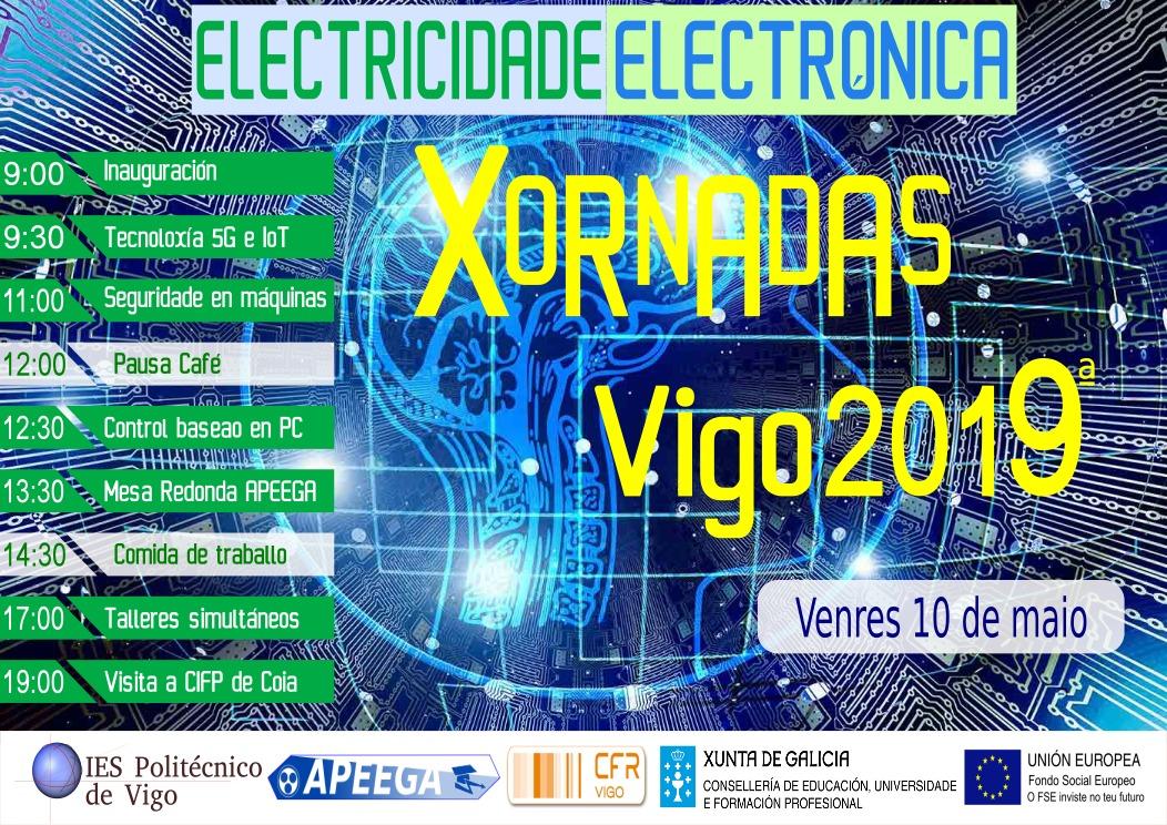 Curso Xornadas Ies Politécnico De Vigo 2019